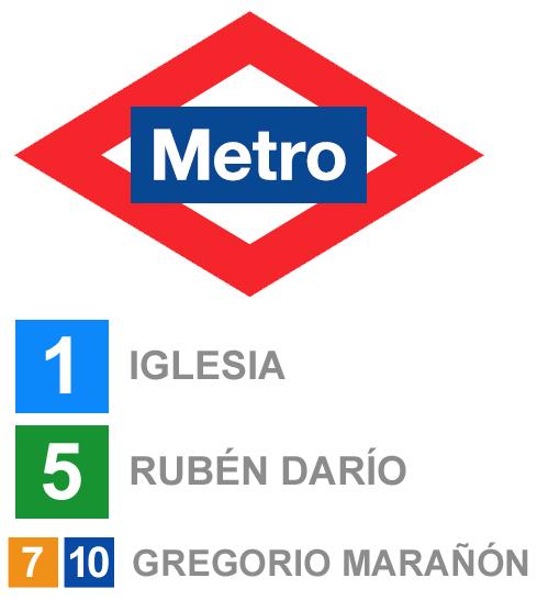 Cómo llegar a mope en metro